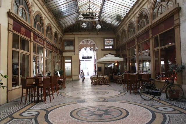 巴黎私房景點 拱廊街