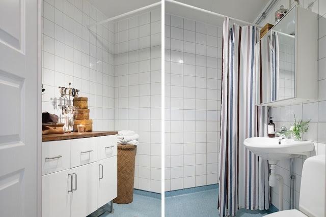 Bathroom Design With Washing Machine