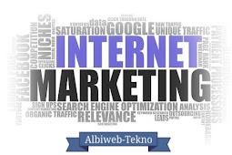 Pekerjaan Internet dan Pemasaran Jaringan