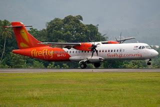 ATR 72 Passenger Cabin