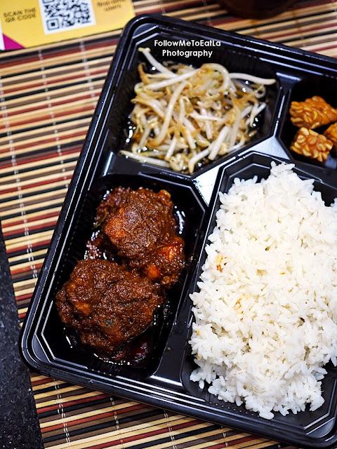 Kam Heong Chicken RM 10.90