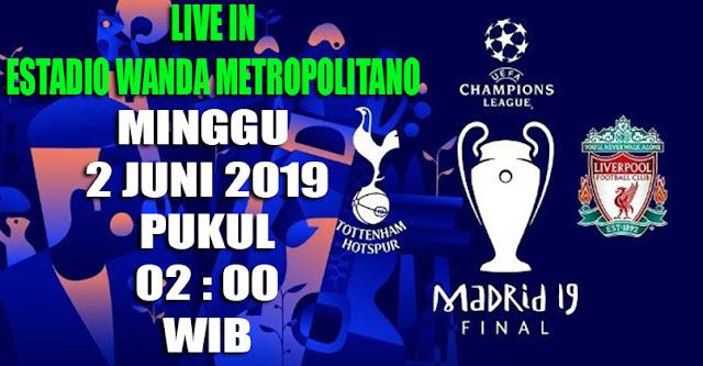 Preview Tottenham VS Liverpool Berebut Status Juara Eropa