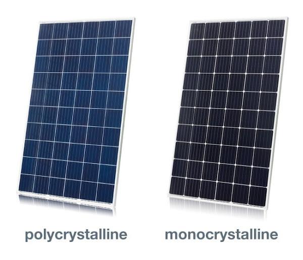 Monocrystalline dan Polycrystalline