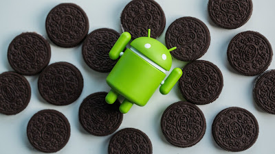 Android Oreo version
