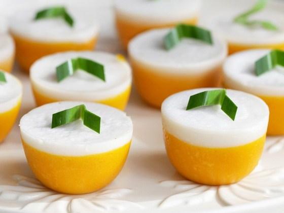 Resep Dan Cara Membuat Kue Talam Ubi Kuning Manis Dan