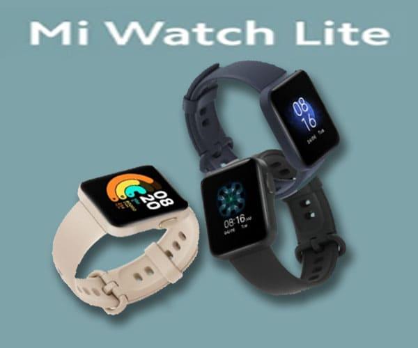 Perbedaan Redmi Watch dengan Mi Watch Lite