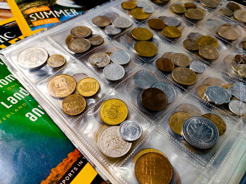 Things to do in covid quarantine- collect coins, numismatics @doibedouin