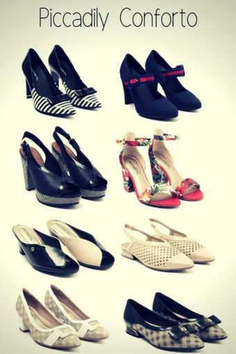 Marca de Calçados Confortáveis Femininos Piccadily Conforto