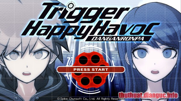 Download Game Danganronpa Trigger Happy Havoc Full Crack