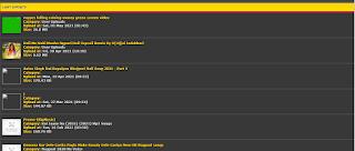 New Style FM Music List Code Wapkiz.com Website के लिए
