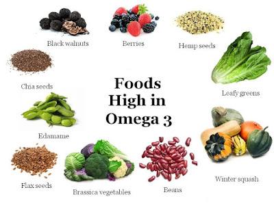 thực phẩm giàu omega 3 erapharmacy