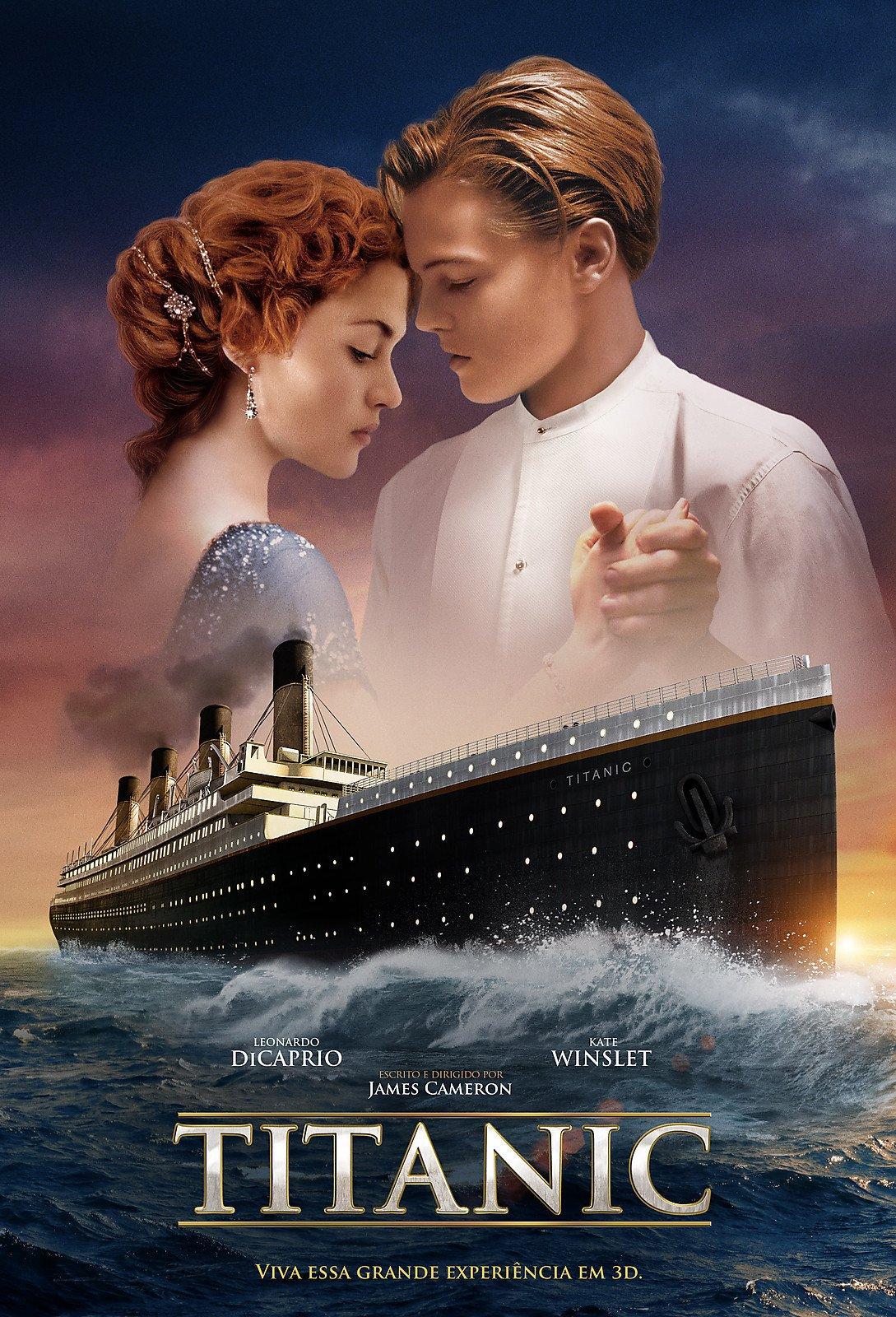 Baixar Titanic Torrent Dublado - BluRay 720p/1080p