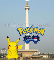 Game, Pokemon, Pikacu, permainan Pokemon go.
