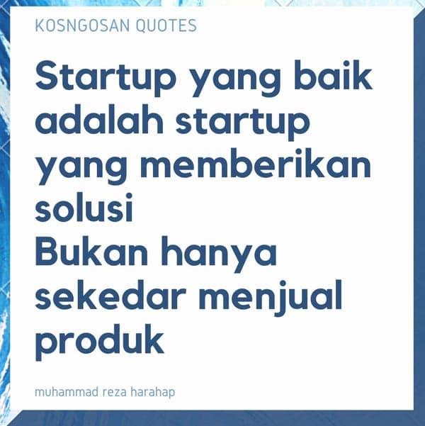 kata motivasi startup