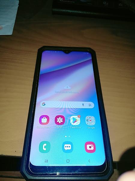 Cara ByPass FRP Samsung A10S Bandel Senam Jari