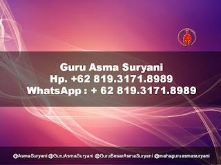 Amalan-Guru-Asma-Suryani
