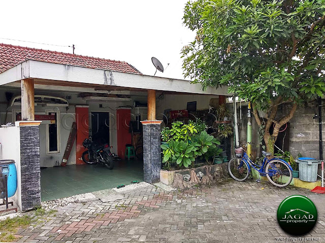 Rumah dalam Perum dekat ISI Jogja