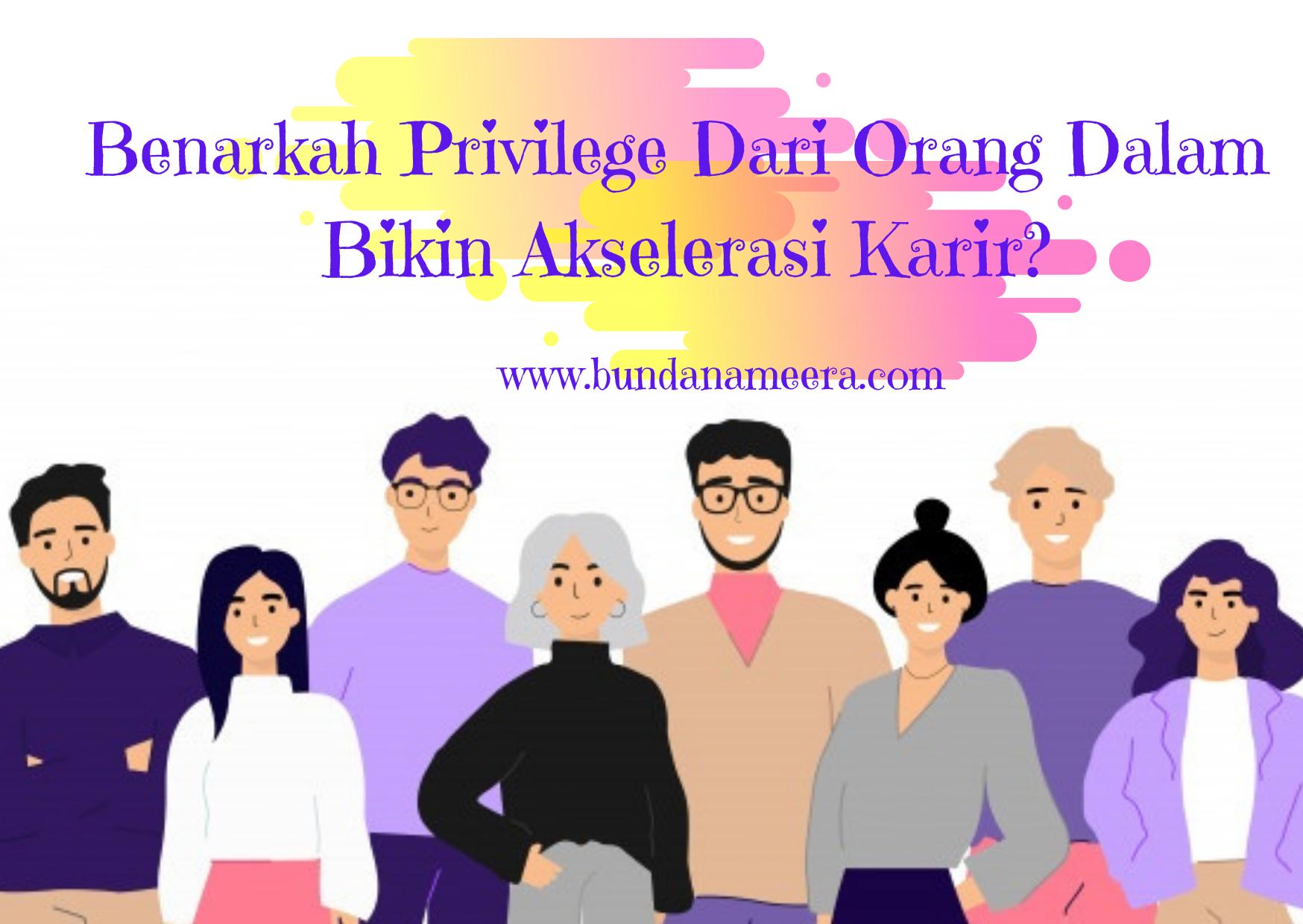 Privilege-di-tempat-kerja