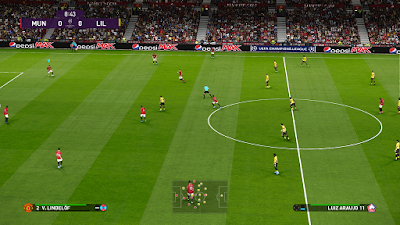 PES 2020 Adboards Patch Season 2019/2020 by Rique