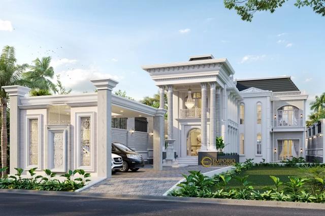 Biaya Desain Rumah di Emporio Architect