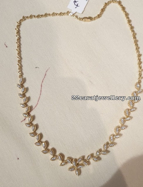 Light Weight Necklaces by Kothari Jewellery