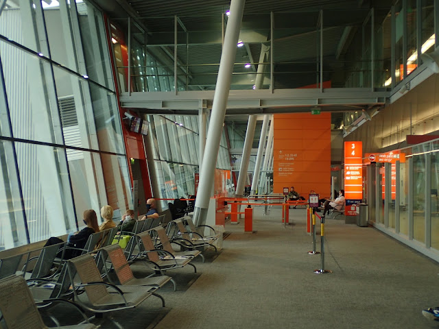 Warszawskie lotnisko Chopina