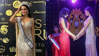 Diva Rivera es Miss Perú Loreto 2020