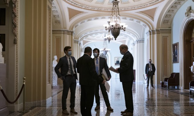 Senate Agrees to $300 Weekly Jobless Aid Through End of August in COVID Relief Bill