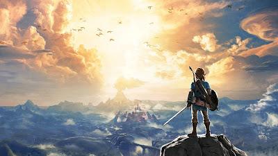 The Legend of Zelda: Breath of the Wild - Action RPG