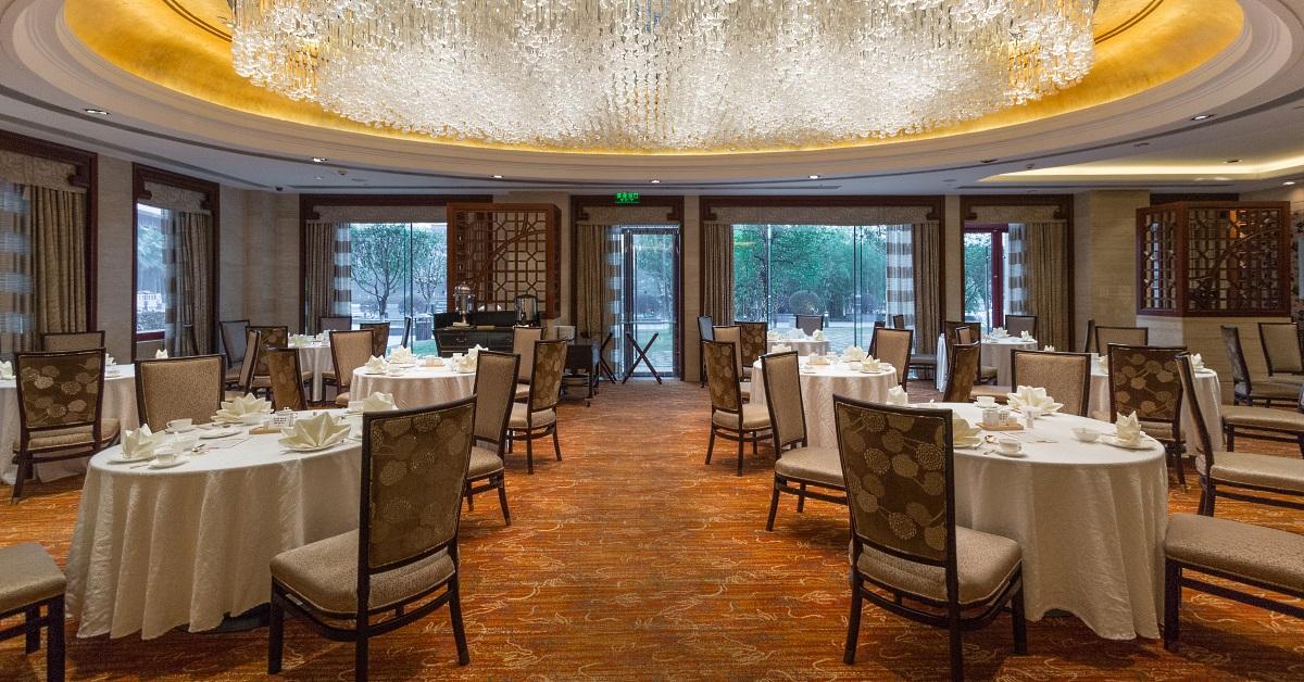 Shang Palace at Shangri-La Hotel Guilin