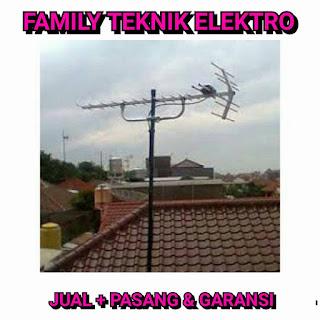 Toko Pasang Antena TV Tanah Sereal Kecamatan Kota Bogor