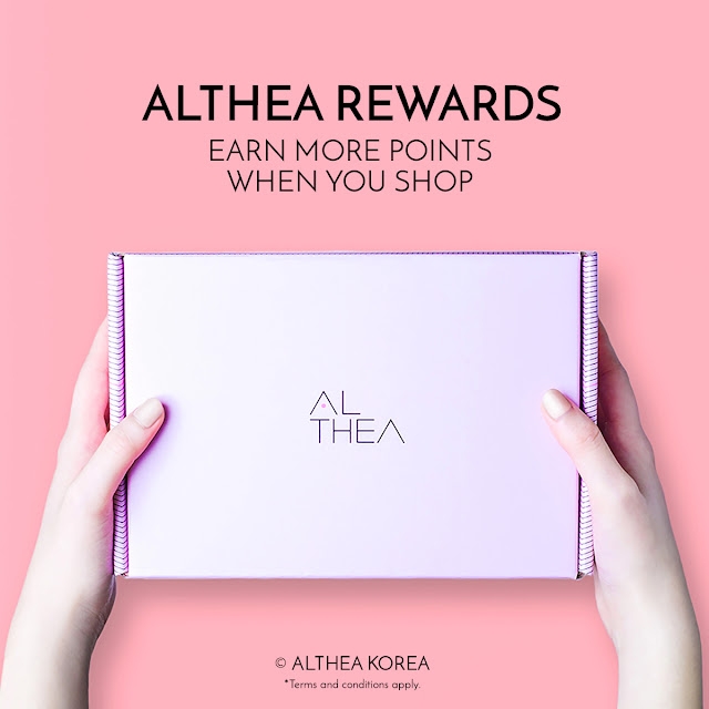Althea Rewards Program - Althea Korea