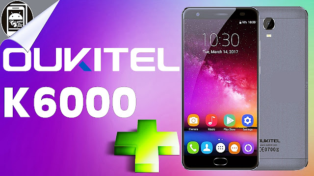 سعر و مواصفات Oukitel K6000 Plus