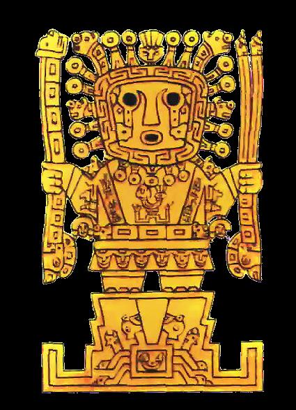 Ο Θεός των Ίνκας Viracocha