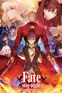 Fate stay night Unlimited Blade Works Season 1
