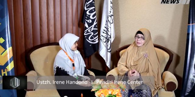 Kisah Biarawati Irena Handono Mualaf: Konsep Ketuhanan dalam Al Quran Tak Terbantahkan