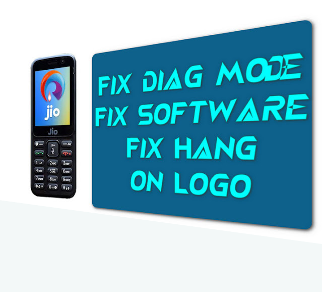 JIO F90M Latest New Flash File (Firmware) Enable Diag