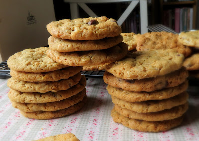 Peanut Butter Everything Cookies