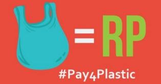 Mendukung Gerakan #Pay4Plastic