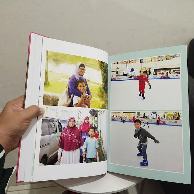 Cetak Foto Photobook