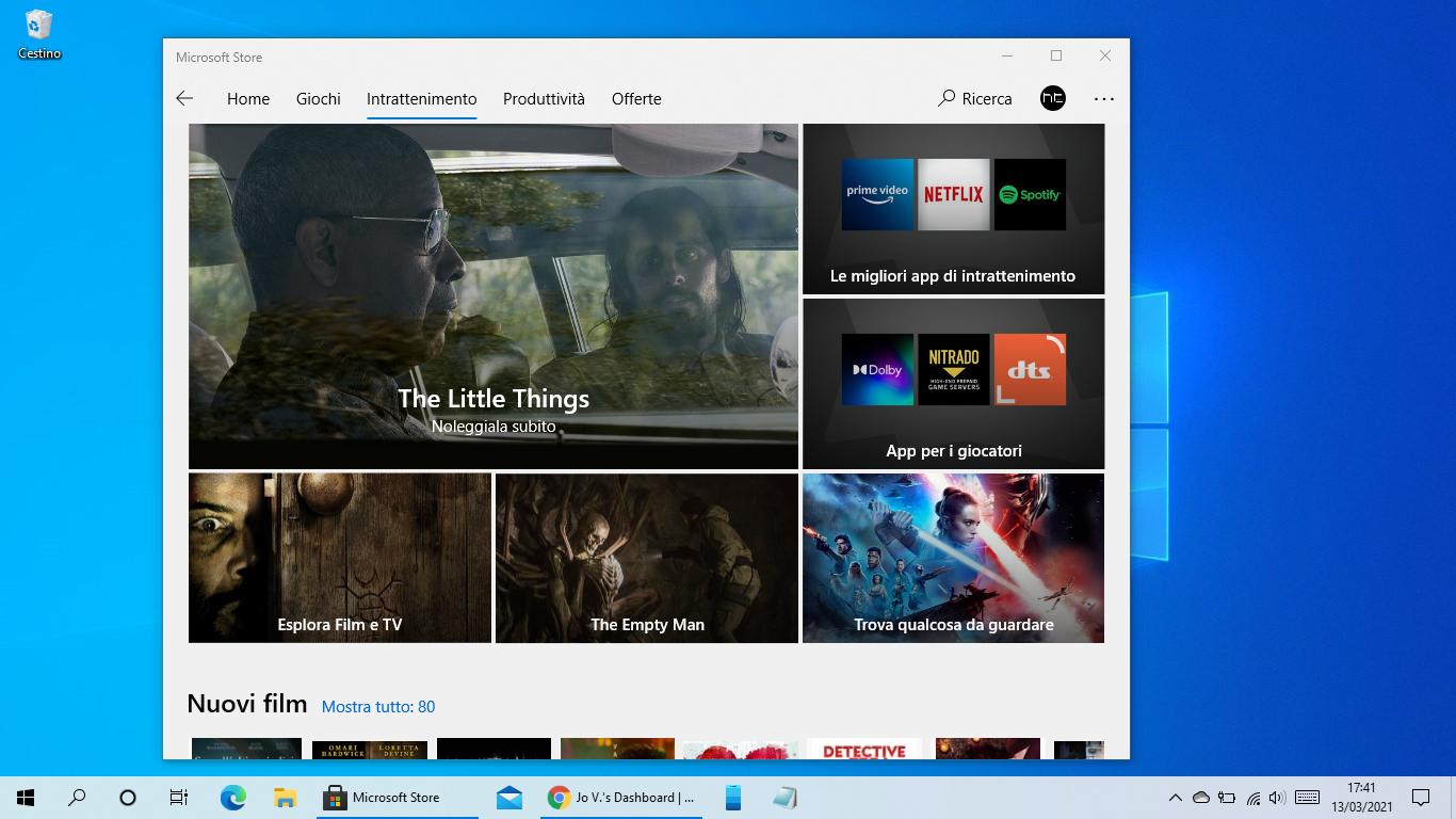 Microsoft Store su Windows 10 si aggiorna per tutti con le nuove animazioni