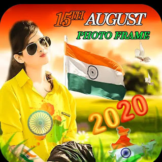 Independence Day(15th August) Photo Editor 2020