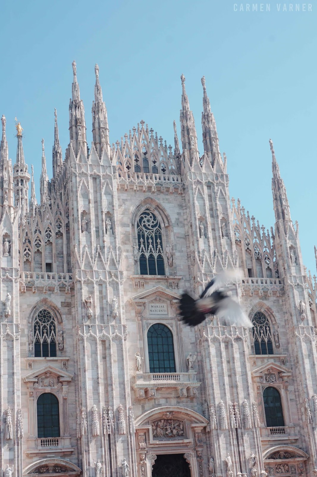 Milan Highlights Duomo di Milano, Italy travel influencer