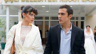 Lila și Yigit s-au căsătorit