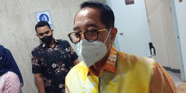 Akhirnya Lodewijk Paulus Jadi Wakil Ketua DPR, Adies Kadir Waketum Golkar