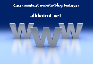 Website Wordpress Berbayar