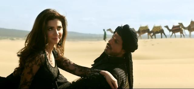 O Zaalima (Raees) 2017 Arijit Singh Mp3 Song, Lyrics Download
