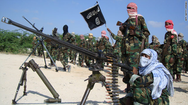 #WarOnTerror : #Al-Shabab attacks military base  used by #US and Kenyan military personnel, in #Kenya.