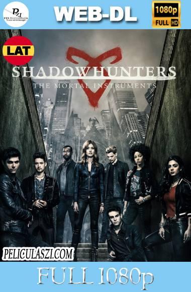 Shadowhunters (2016-2019) Full HD Temporada 1-3 NF WEB-DL 1080p Dual-Latino