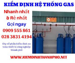 Kiem Dinh He Thong Gas